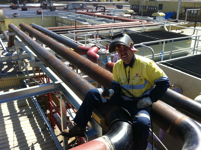 Pipe Fabrication Sydney